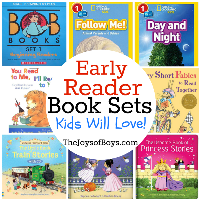 Early Reader book Sets