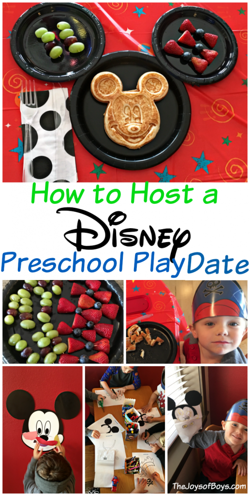 Disney Preschool Playdate