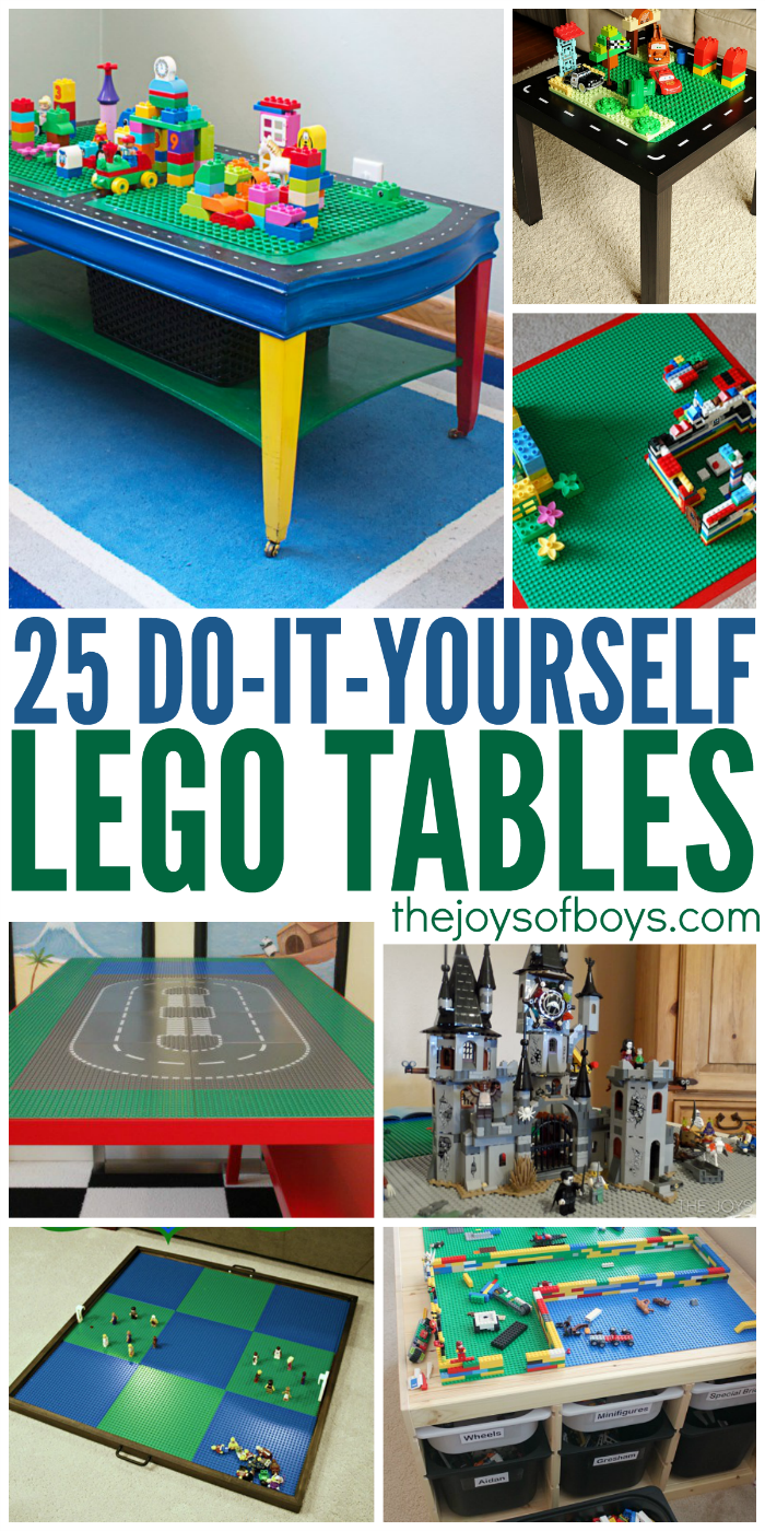 25 diy lego tables the entire family will love diy lego tables solutioingenieria Choice Image
