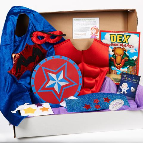 Superhero Subscription box