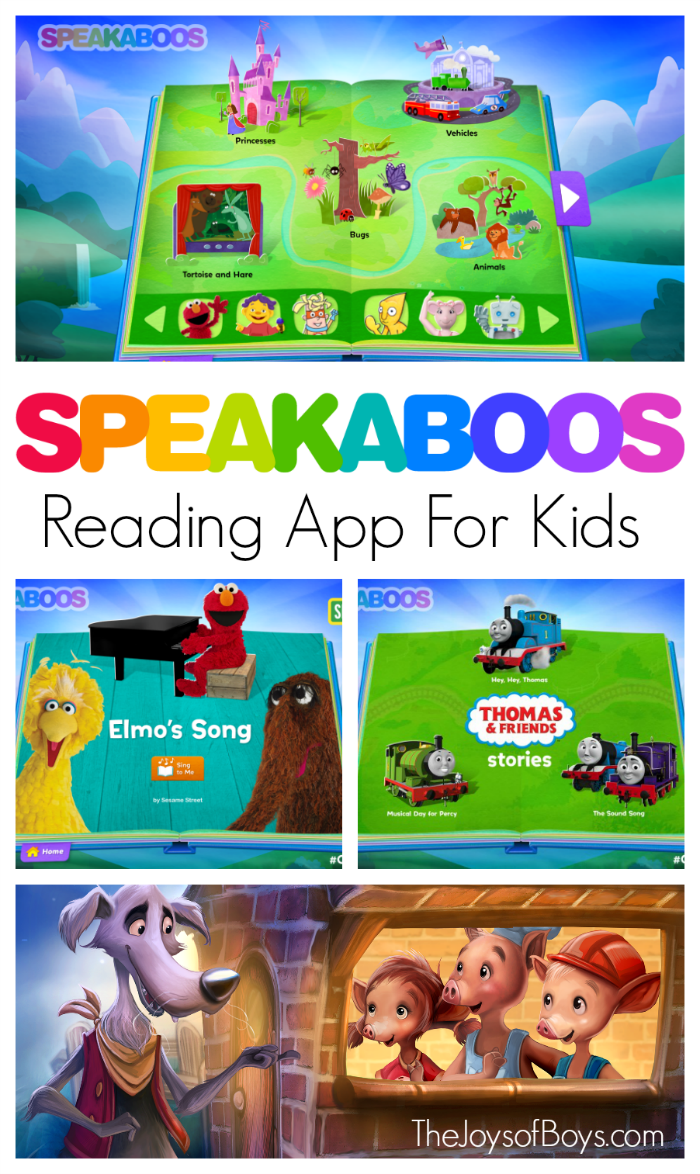 Reading App for kids