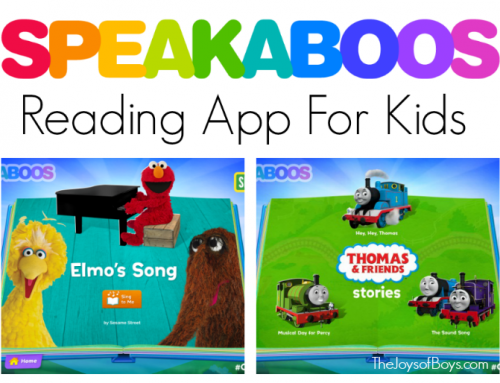Speakaboos: Reading App For Kids
