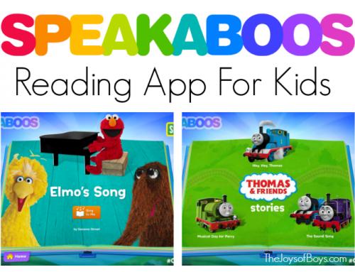 Speakaboos: Reading App For Kids