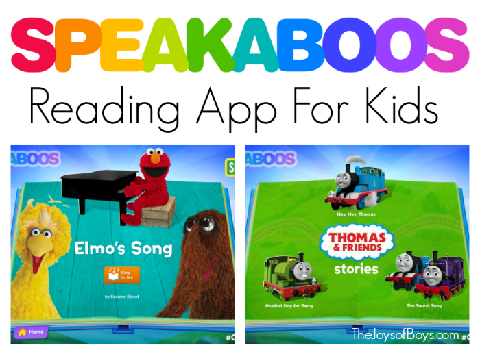 Speakaboos Reading App