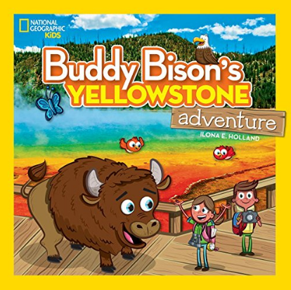 Yellowstone National Parks books