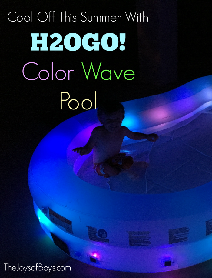 H2OGO! Color Wave Pool