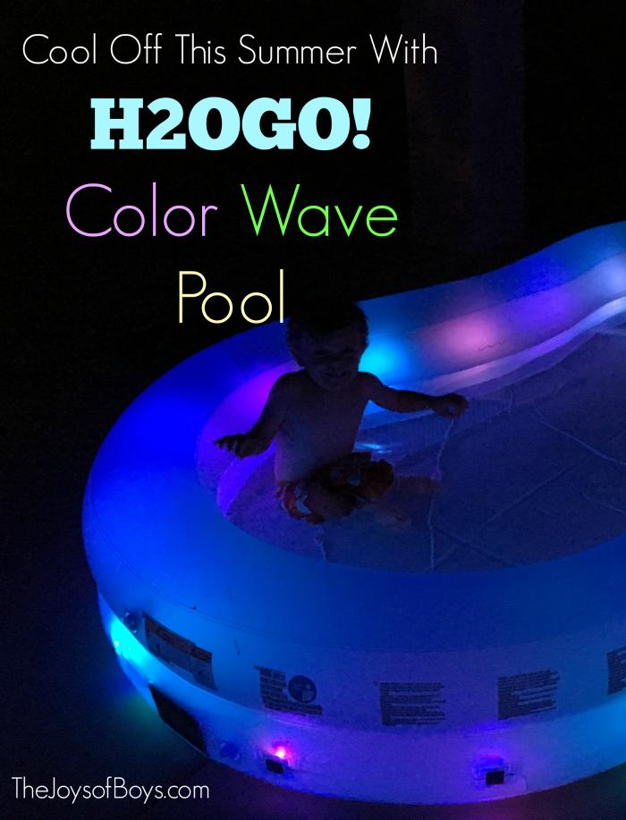 H2OGO! Color Wave Pool