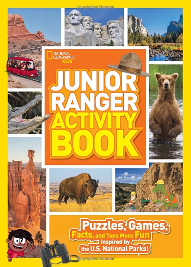 National Parks books kids love