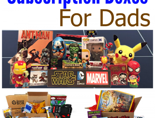The Best Subscription Boxes for Dad
