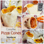 Pizza Cone Recipe