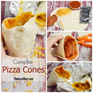 Pizza Cone Recipe