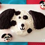 Easy puppy cake
