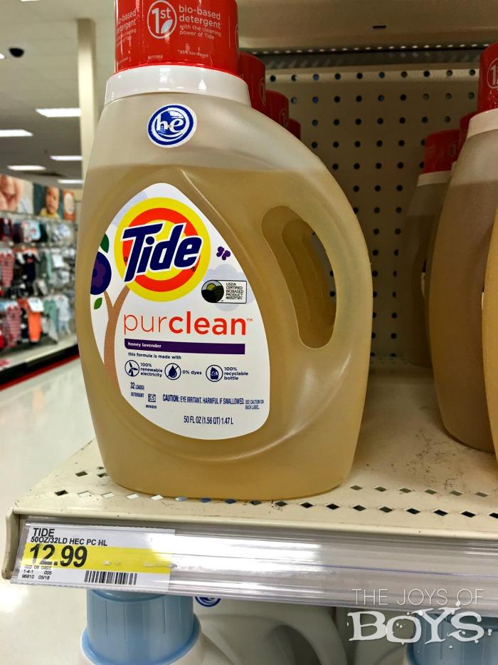 Tide Purclean Target