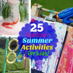 Outdoor Summer Activities for Kids