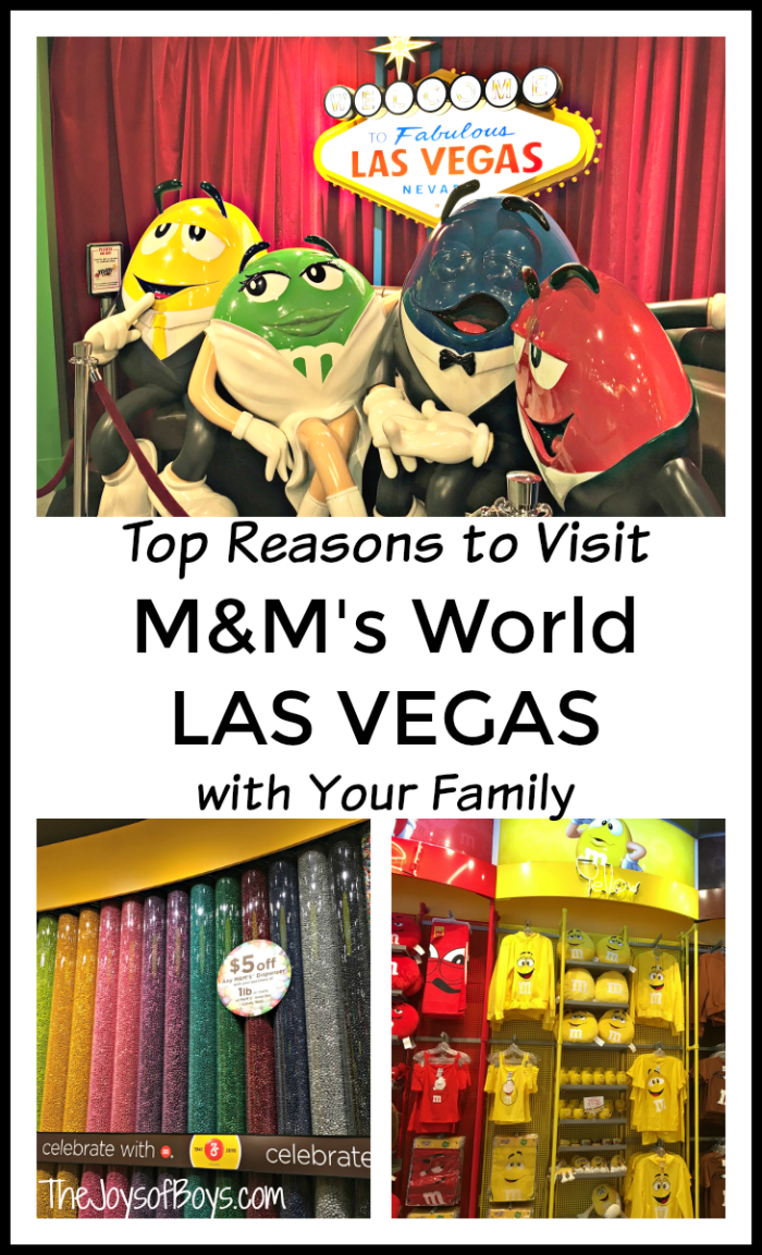 m ms world vegas