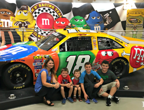 Top Reasons to Visit M&M'S World Las Vegas with Your Family