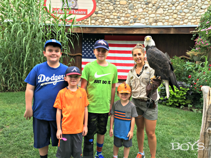 Visiting Utah's Hogle Zoo with Your Family
