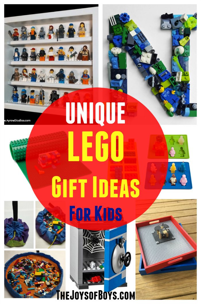 Unique lego gift ideas for kids who love lego for Unusual quirky gifts