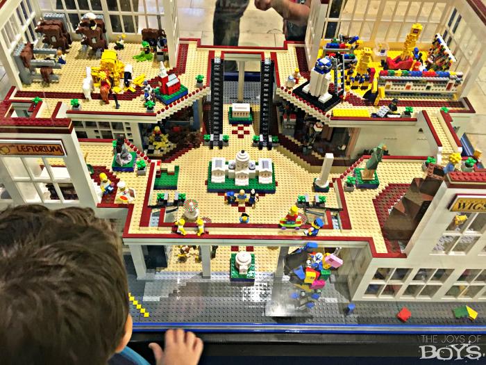 LEGO® Americana Roadshow at Fashion Show - The Joys of Boys