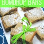Gumdrop Bars