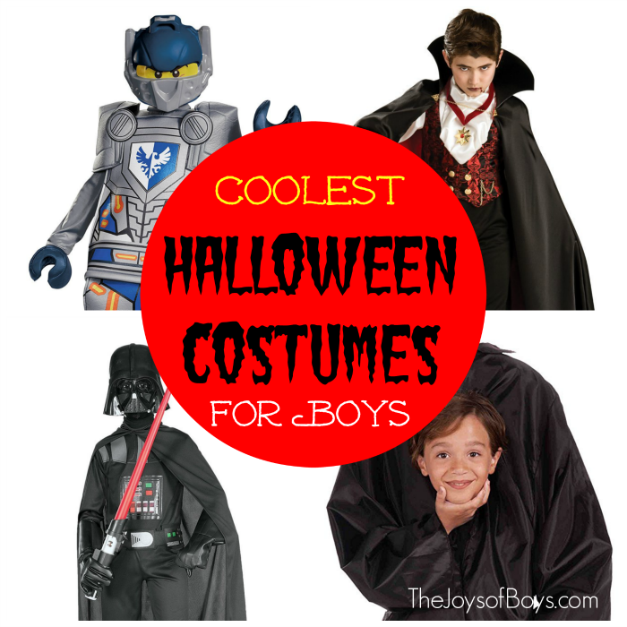 Awesome Halloween Costumes Boys