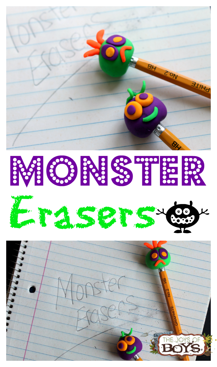 Monster Erasers