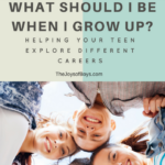 What should I be when I grow up?