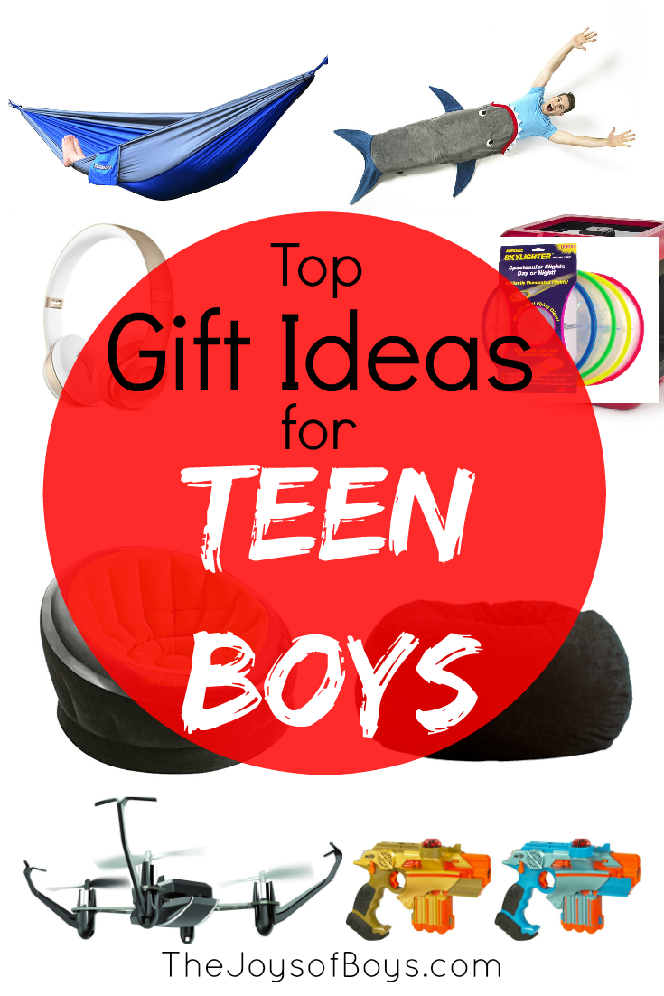 Gift Ideas for Teen Boys: Top Gifts Teen Boys will Love