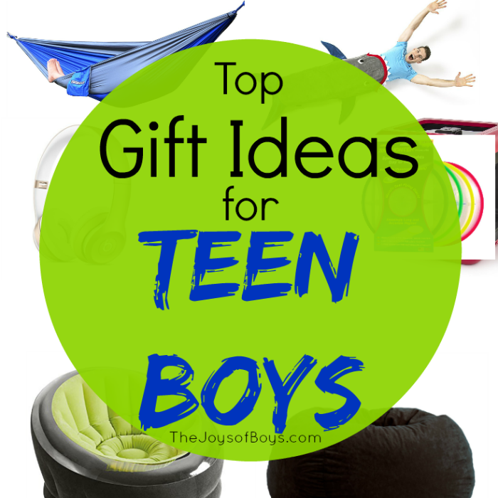 Gift Ideas for Teen Boys