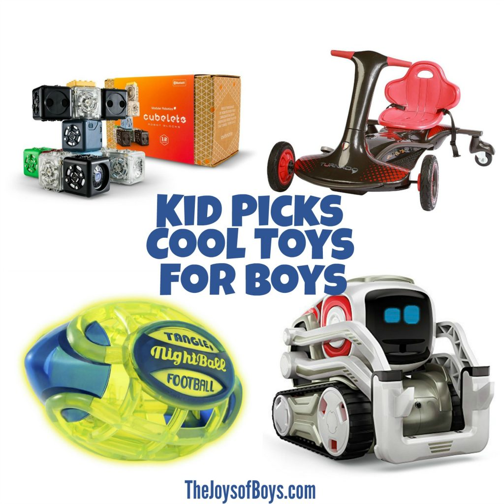 Toys For Boys : Cool toys for boys share their top picks the joys