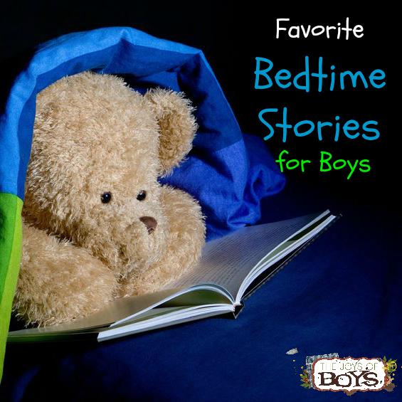 bedtime stories boys
