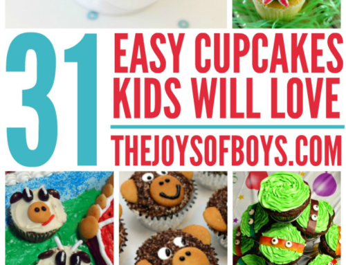 Easy Cupcake Recipes Kids Will Love