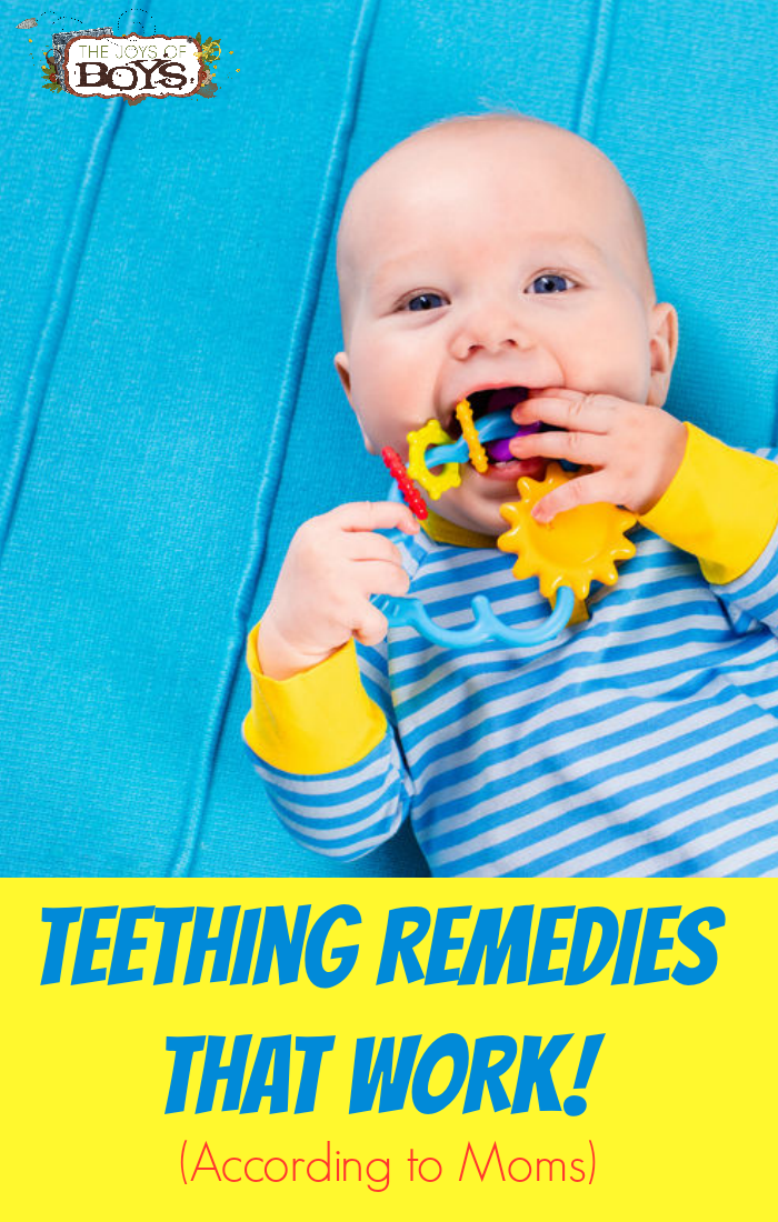 Baby Teething Remedies