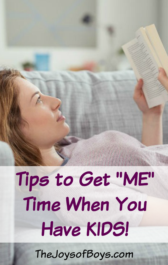 Tips to Get ME Time