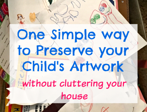 Preserve your Child's Artwork with Keepy