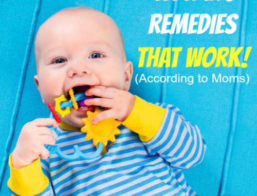 Baby Teething Remedies that Actually Work (According to Moms!)