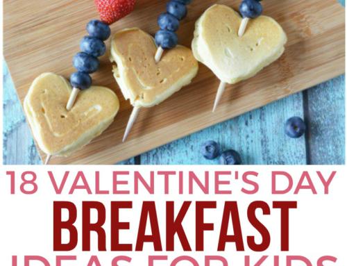 18 Valentine's Day Breakfast Ideas for Kids