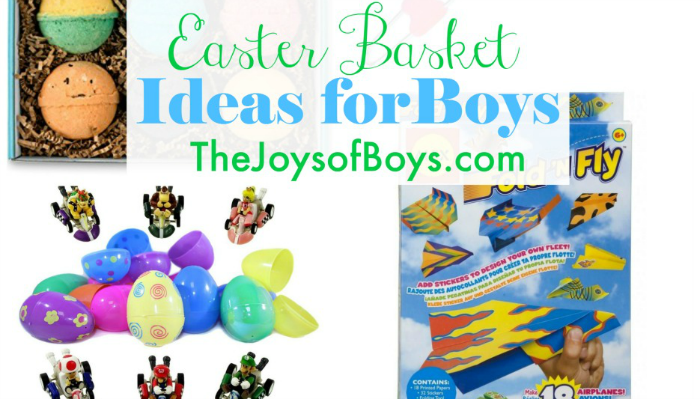 Easter basket ideas for boys unique easter gift ideas boys will love negle Choice Image
