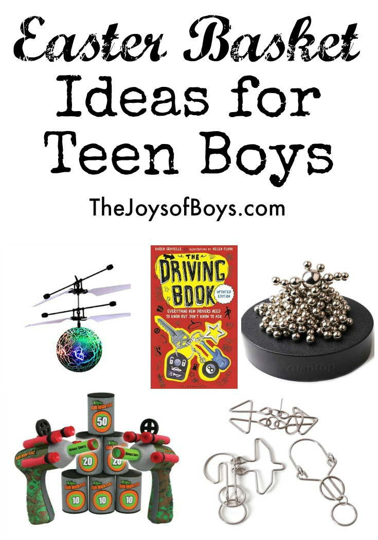 Easter basket ideas for teen boys unique easter gifts teen boys easter basket ideas for teen boys negle Gallery