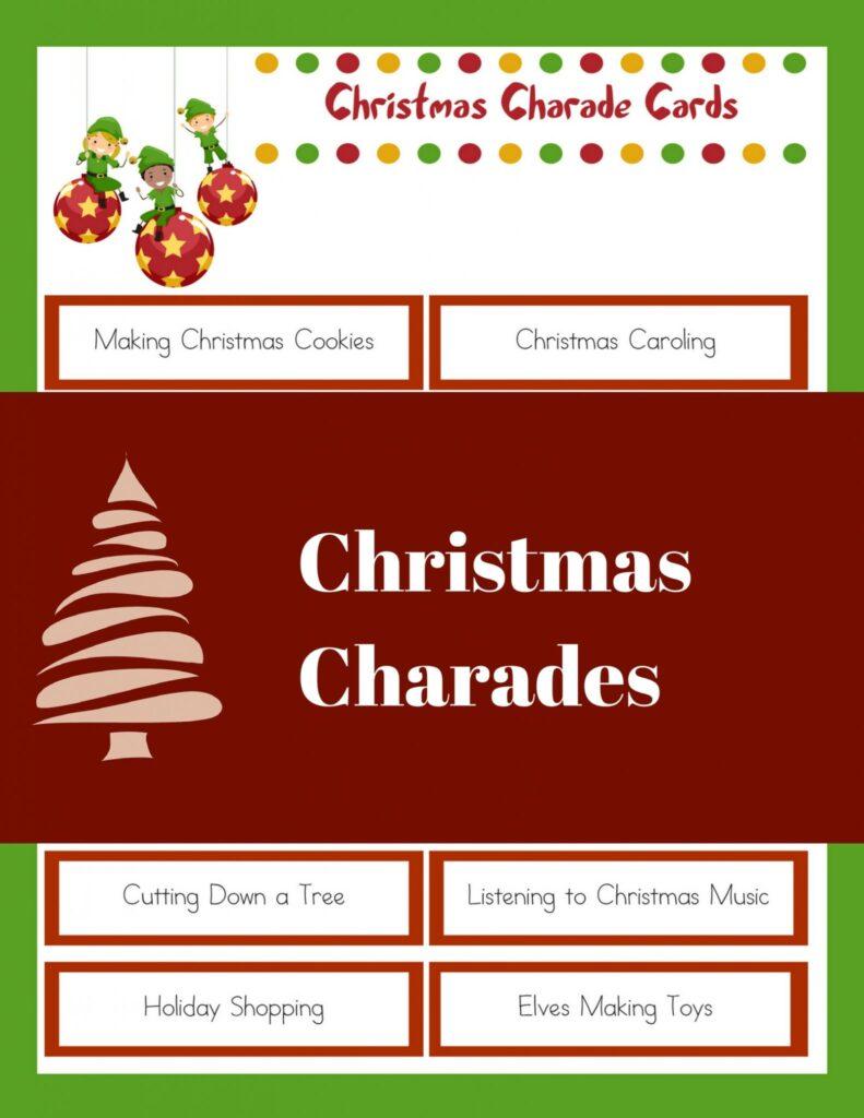 Fun family games to play at christmas