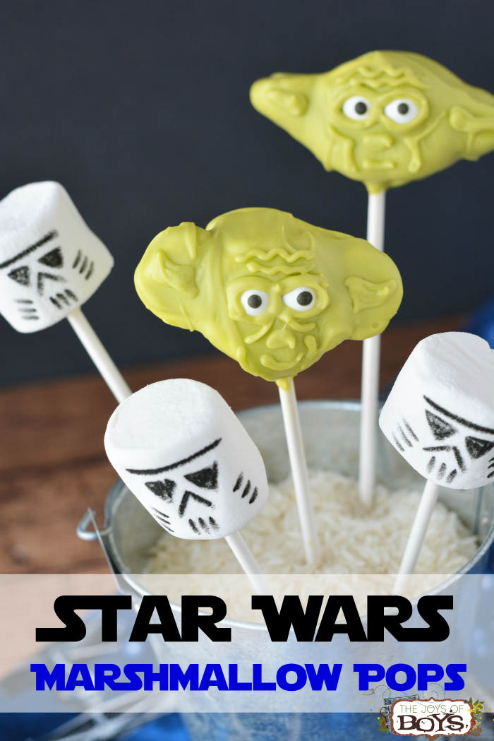 Star Wars Marshmallow
