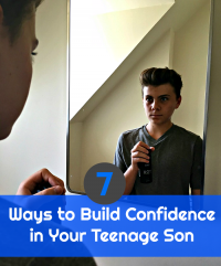 Build Confidence in your teen