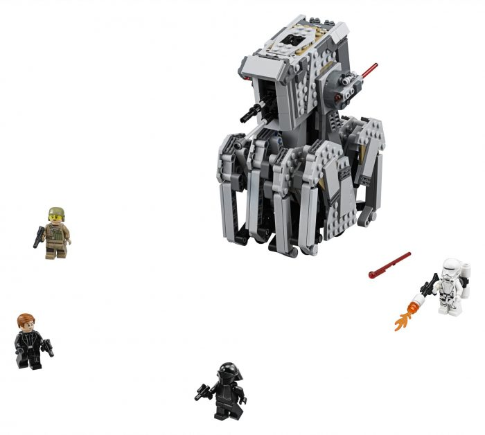 The Last Jedi LEGO sets