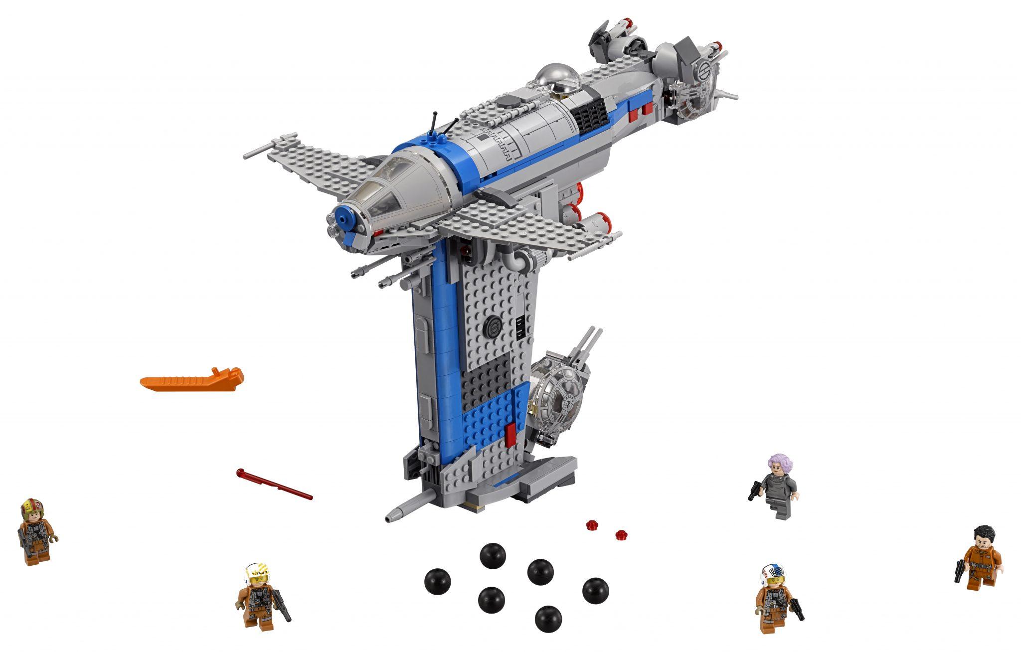 Resistance Bomber LEGO set