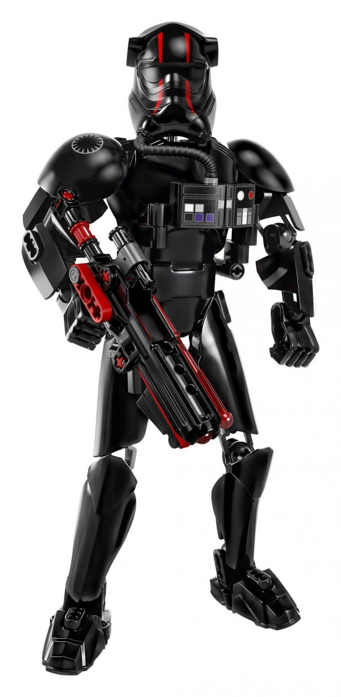 Elite TIE Fighter Pilot LEGO set