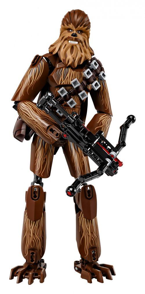 Chewbacca LEGO set
