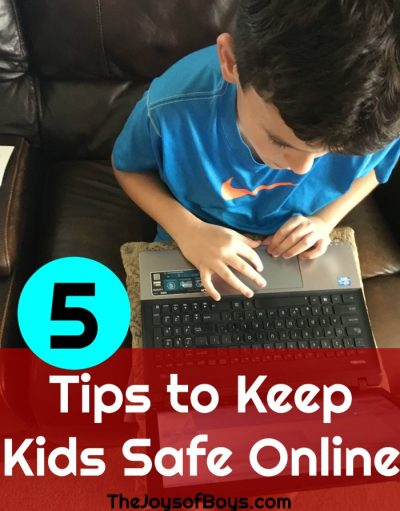 Keep Kids Safe Online