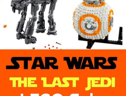 The Last Jedi LEGO Sets: First Look for Force Friday