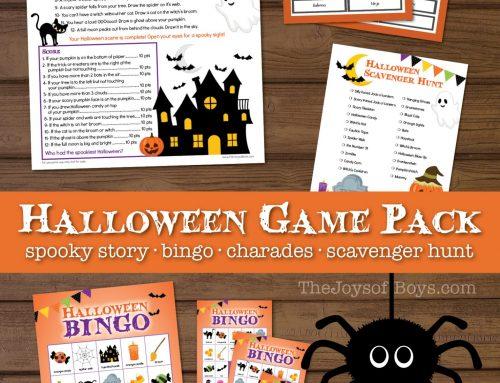 Surprisingly Easy Halloween Games for Kids