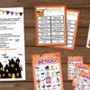 Printable Hallowen Games for Kids